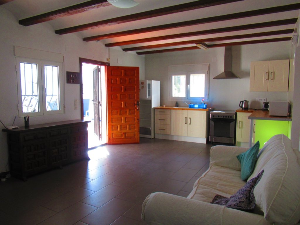 V24 Villa for sale in Denia with 3 bedrooms sea and mountain views - Property Photo 10