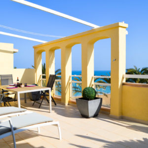 X-C25831 Penthouse in DéNia with 2 Bedrooms