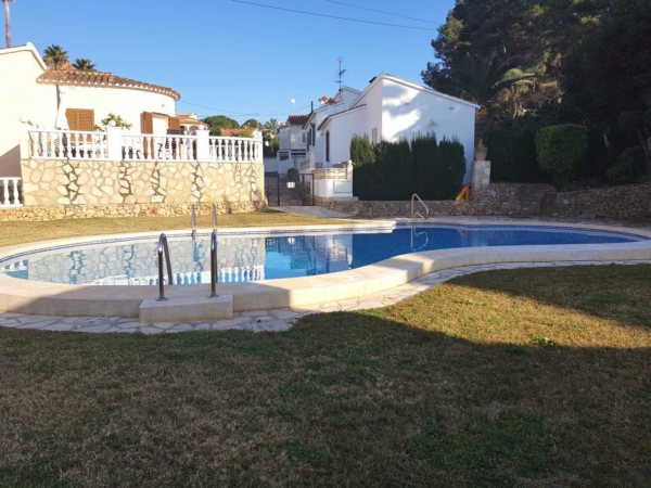 X-LL699 Townhouse in DéNia with 2 Bedrooms - Photo