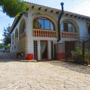 VP31 Villa zum Verkauf in La Xara (Denia) Spanien