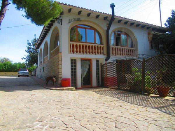 VP31 Villa zum Verkauf in La Xara (Denia) Spanien - Foto