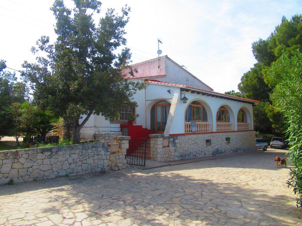 Villa for sale in La Xara Denia Spain