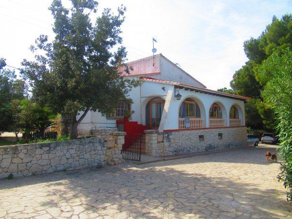 VP31 Villa for sale in La Xara (Denia) Spain - Photo