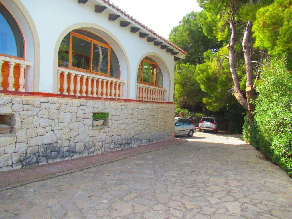 VP31 Villa for sale in La Xara (Denia) Spain - Property Photo 4