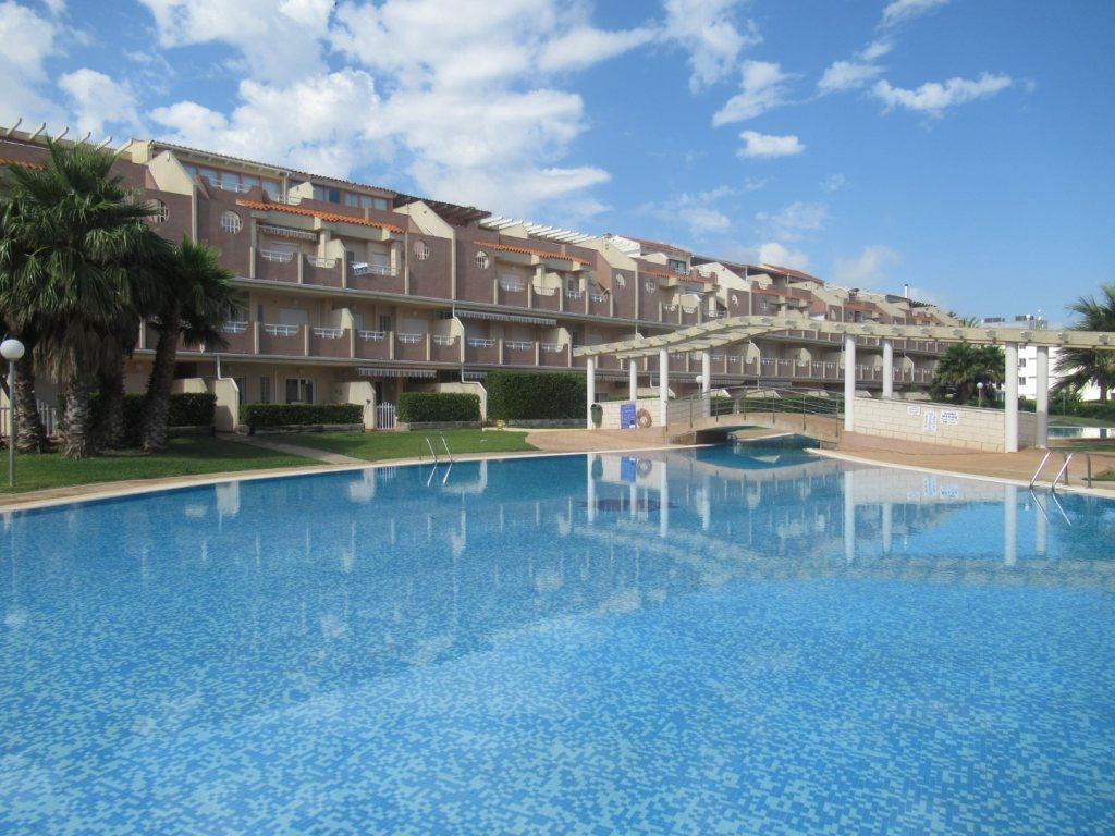 A12 Erste Strandlinie Wohnung zu verkaufen in Las Marinas Denia - Objektbild 1