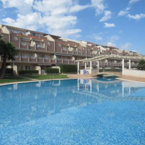 A12 First line beach Apartment for sale in Las Marinas Denia