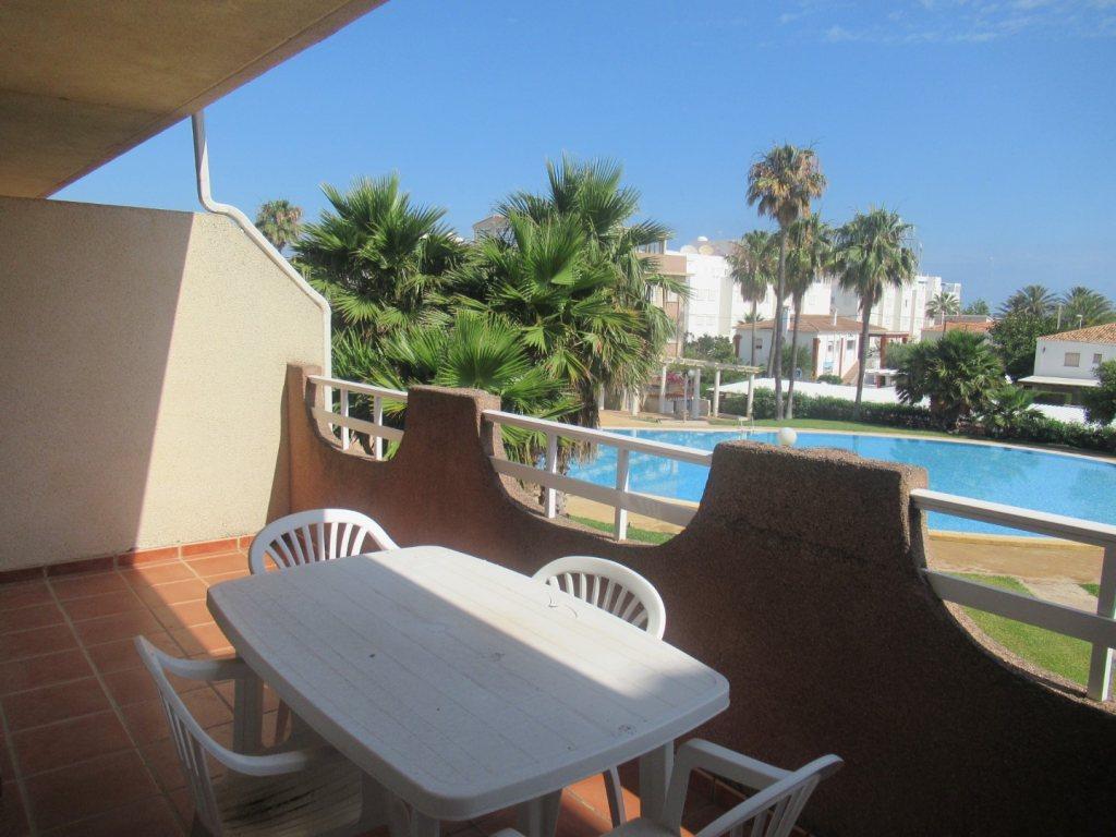 A12 Erste Strandlinie Wohnung zu verkaufen in Las Marinas Denia - Objektbild 7
