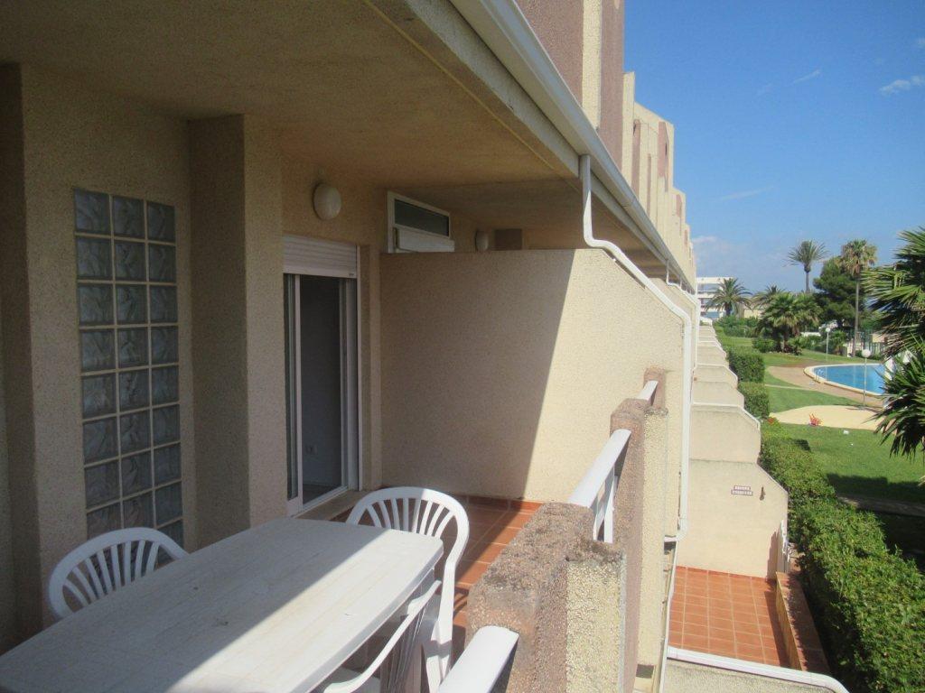 A12 Erste Strandlinie Wohnung zu verkaufen in Las Marinas Denia - Objektbild 8
