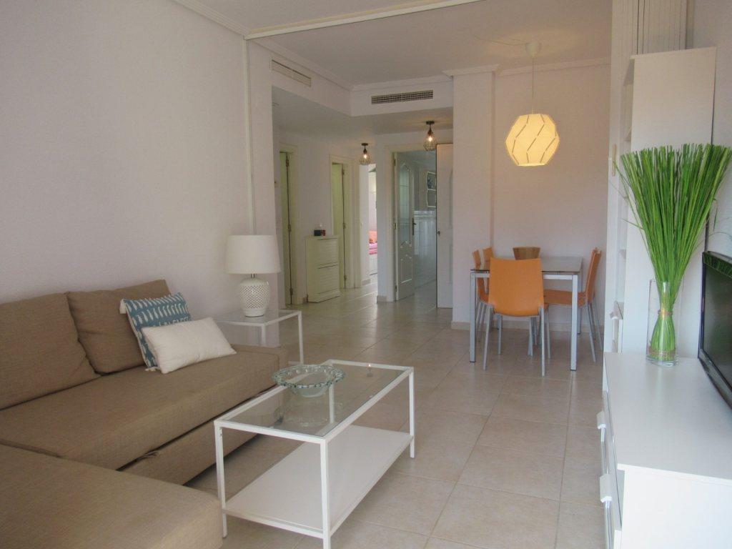 A12 Erste Strandlinie Wohnung zu verkaufen in Las Marinas Denia - Objektbild 9