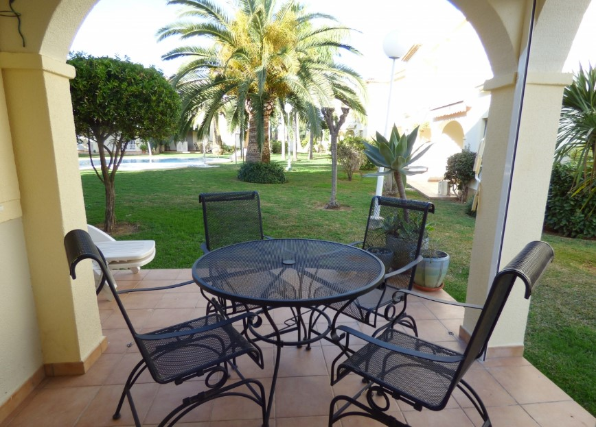 B10 Terraced house for sale in Denia las marinas beach with 3 bedrooms - Property Photo 2
