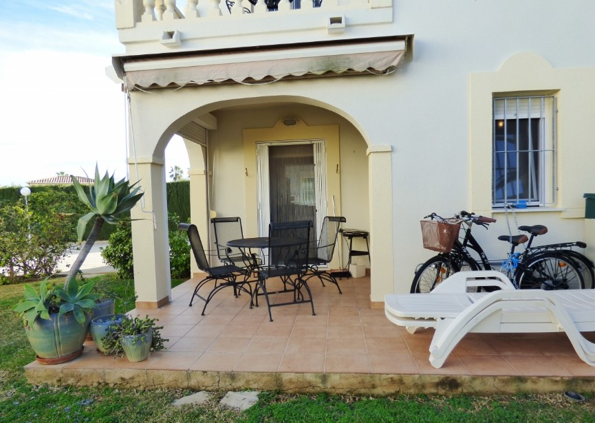 B10 Terraced house for sale in Denia las marinas beach with 3 bedrooms - Property Photo 8