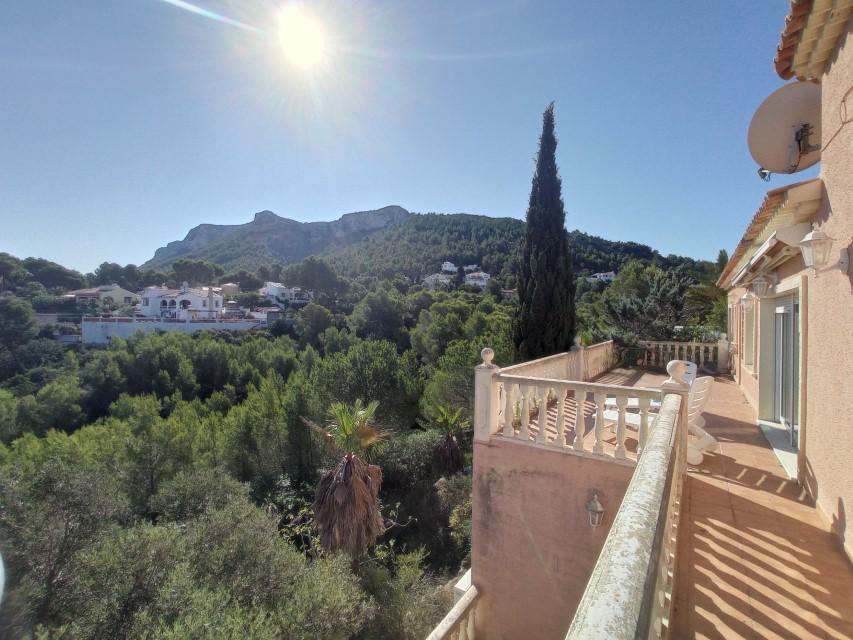 VP67 Villa for sale in Denia with sea views in Alicante Spain - Property Photo 12