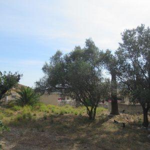 PL21 Grundstück zum Verkauf mit Baugenehmigung in Orba Alicante