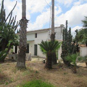 V28 Landhaus zum Verkauf in La Xara (Denia) Spanien.