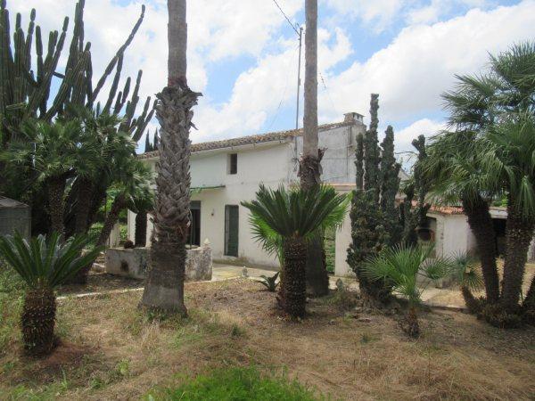 V28 Landhaus zum Verkauf in La Xara (Denia) Spanien. - Foto