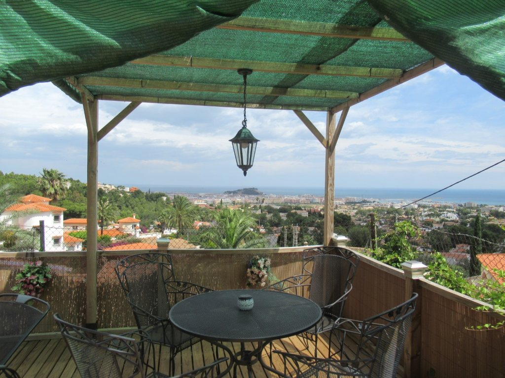 VP42 Villa for sale in Denia with pool and sea views in Spain - Property Photo 15