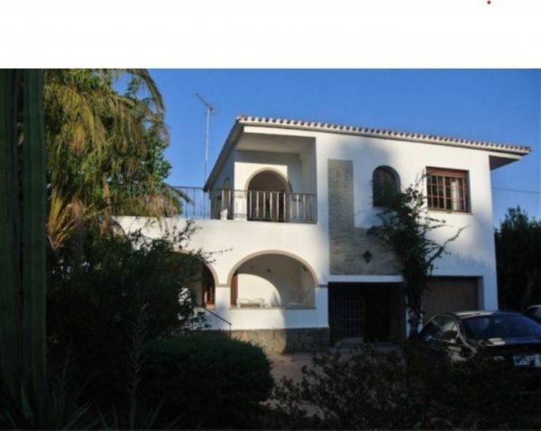 VP49 Villa for sale in Denia close to the sea in Las Rotas in Spain - Photo