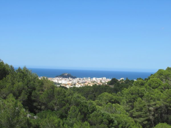 VP67 Villa for sale in Denia with sea views in Alicante Spain - Photo
