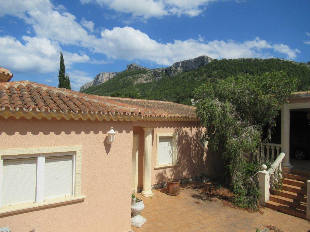 VP67 Villa for sale in Denia with sea views in Alicante Spain - Property Photo 7