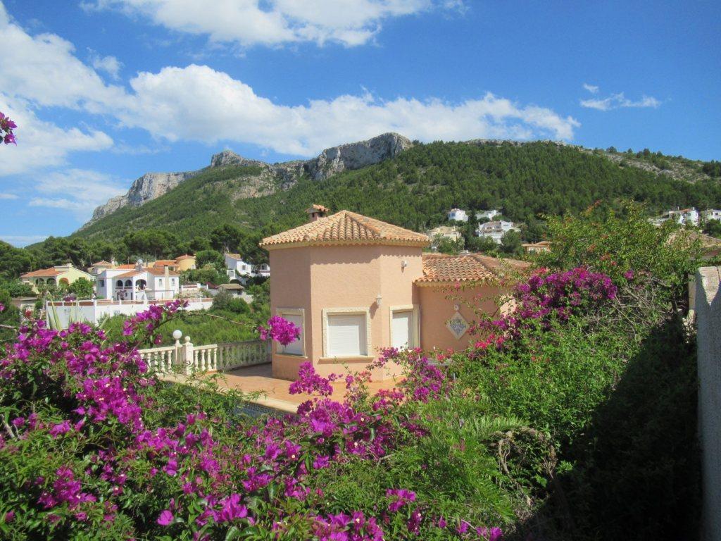 VP67 Villa for sale in Denia with sea views in Alicante Spain - Property Photo 8