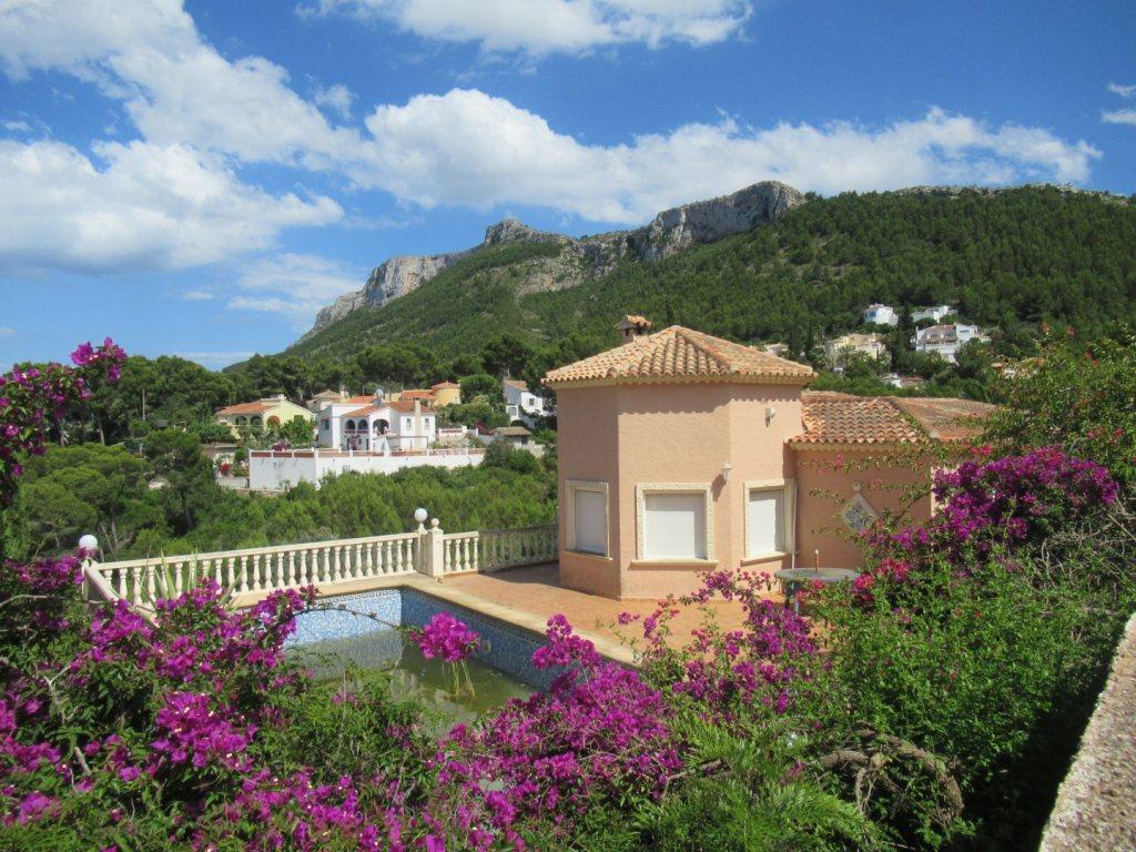 VP67 Villa for sale in Denia with sea views in Alicante Spain - Property Photo 9