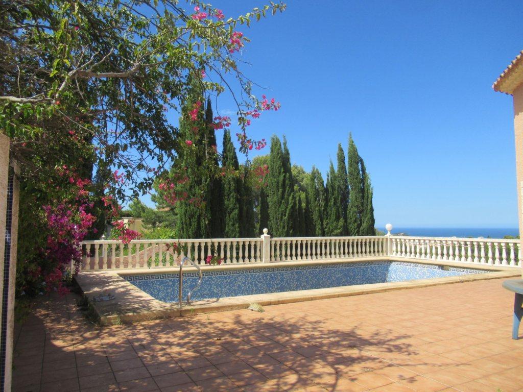 VP67 Villa for sale in Denia with sea views in Alicante Spain - Property Photo 10