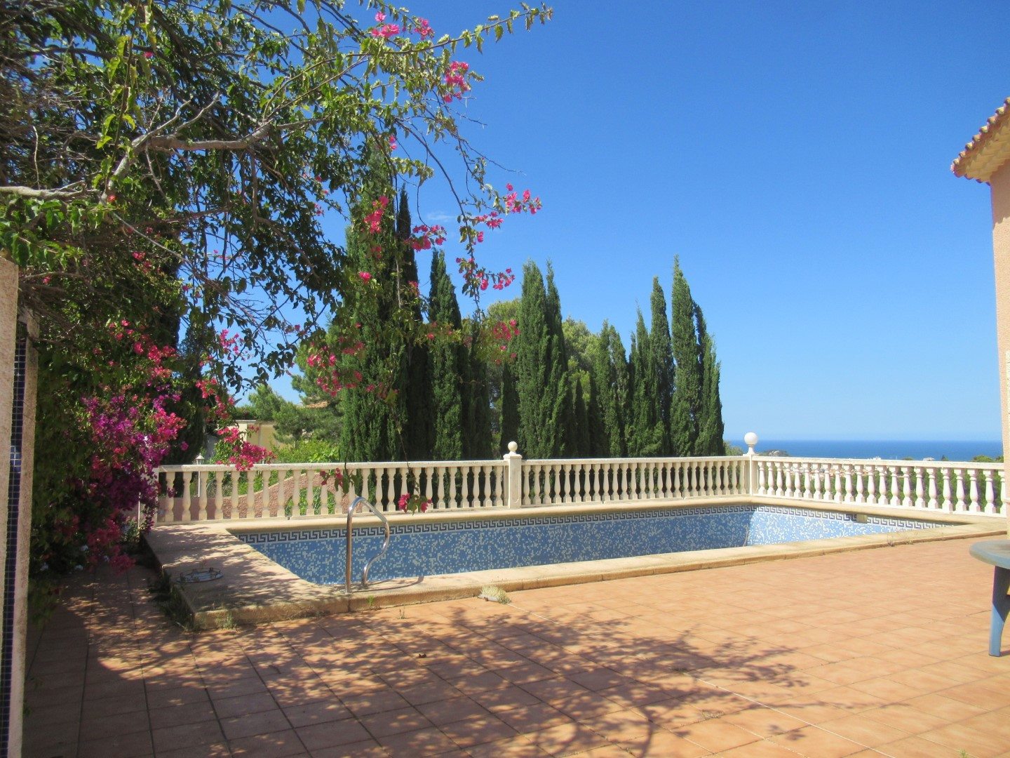 Villa in Denia Montgo Mountain