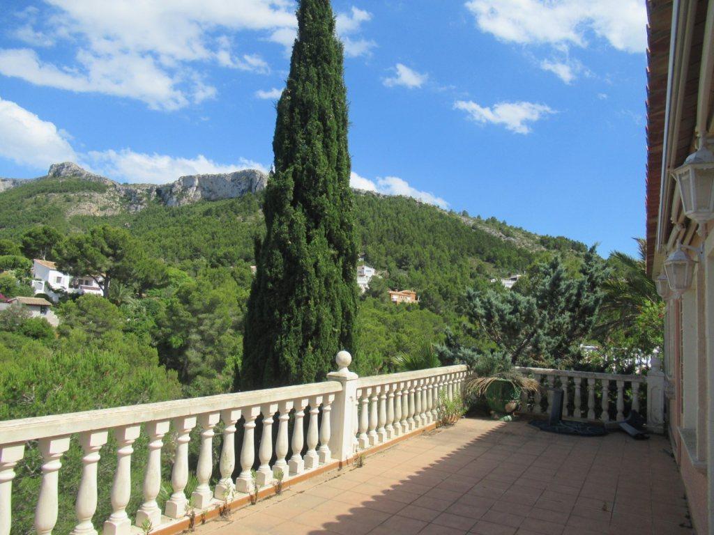 VP67 Villa for sale in Denia with sea views in Alicante Spain - Property Photo 3