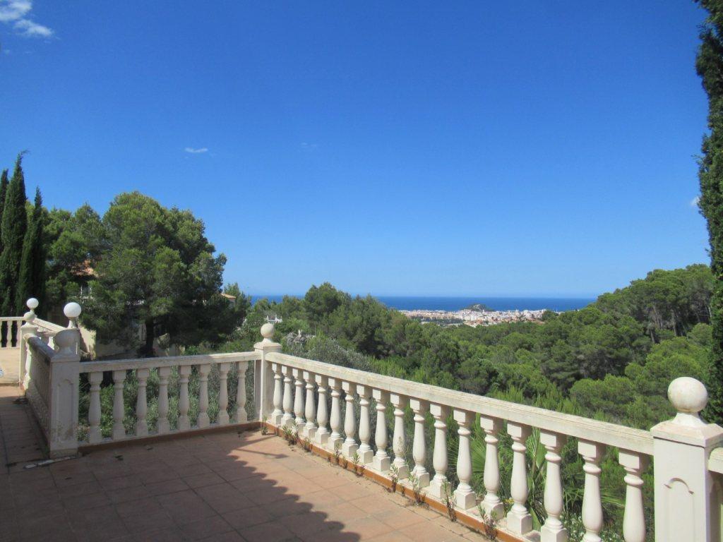 VP67 Villa for sale in Denia with sea views in Alicante Spain - Property Photo 4