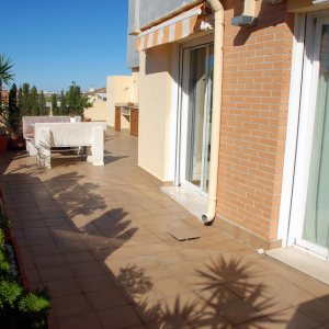 X-01322 Penthouse in DéNia with 2 Bedrooms
