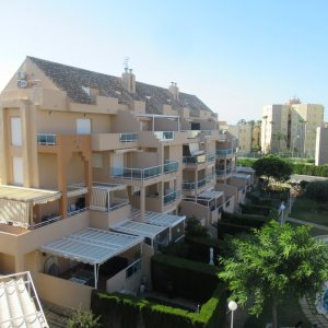 A89 Penthouse for sale in Las Marinas beach area of Denia