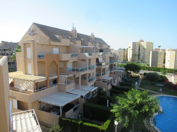 A89 Penthouse for sale in Las Marinas beach area of Denia - Photo