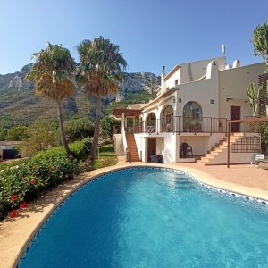 VP60 Luxury Villa for sale in Denia with panoramic sea views