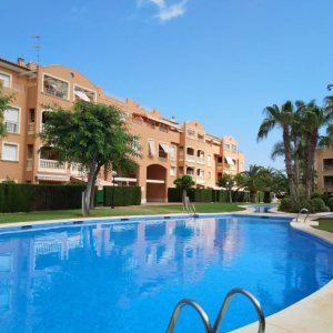 X-D4059 Apartment in DéNia with 1 Bedrooms