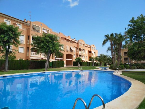 X-D4059 Apartment in DéNia with 1 Bedrooms - Photo