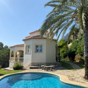 X-D502 Villa in DéNia with 2 Bedrooms