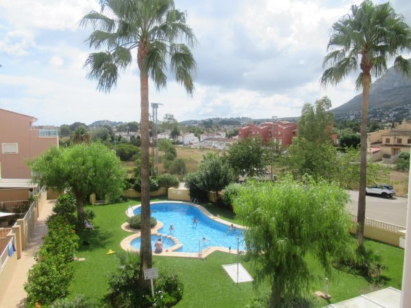 A14 Apartment for sale in Denia with 3 bedrooms and pool. - Photo