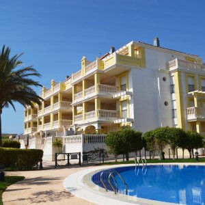 X-C15605 Apartment in DéNia with 2 Bedrooms