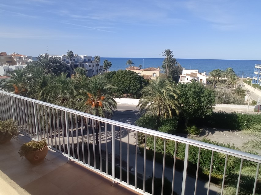 A31 Penthouse for sale in Denia with sea views - Property Photo 1