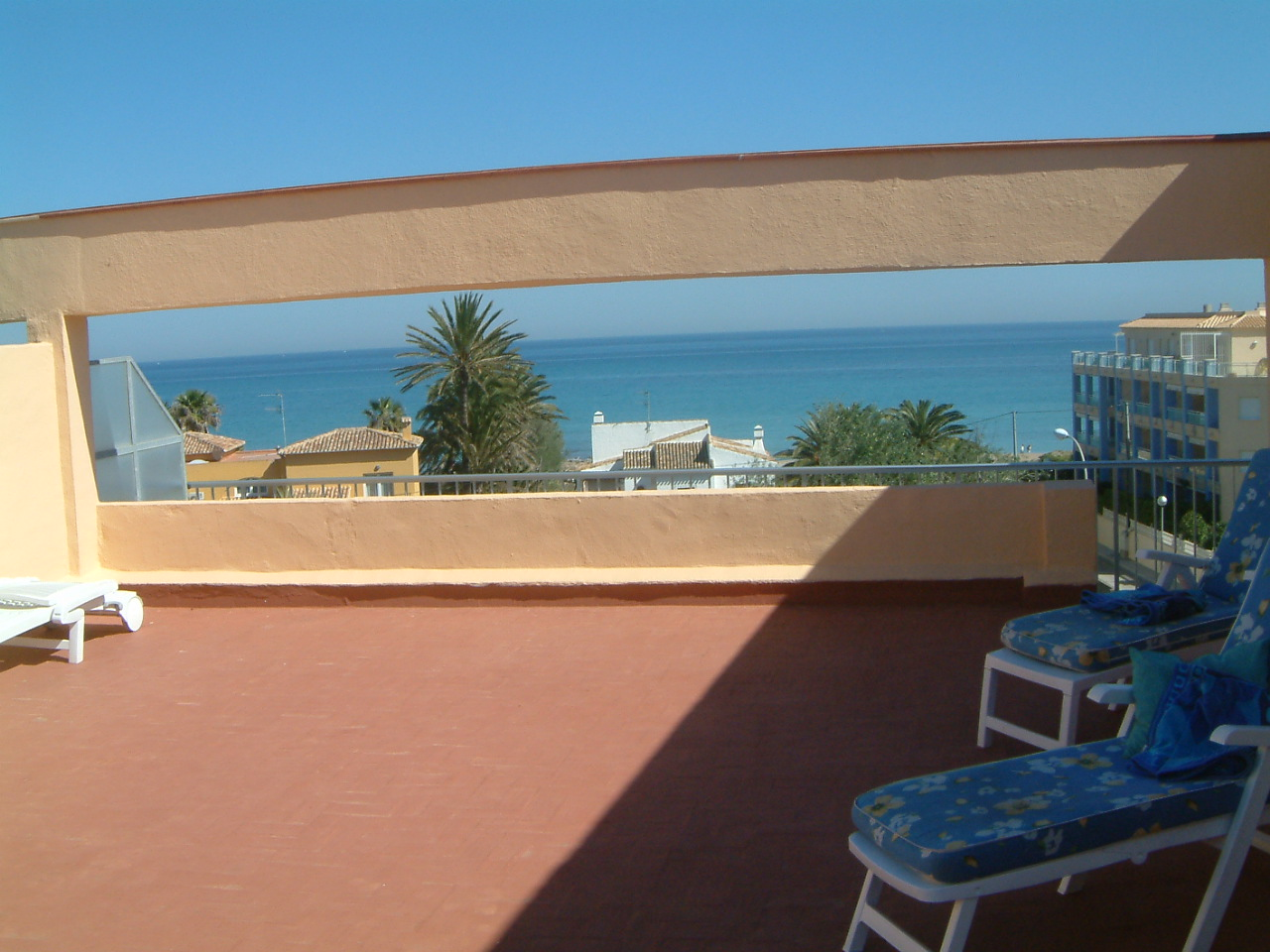 Apartment Penthouse in Denia Las Marinas