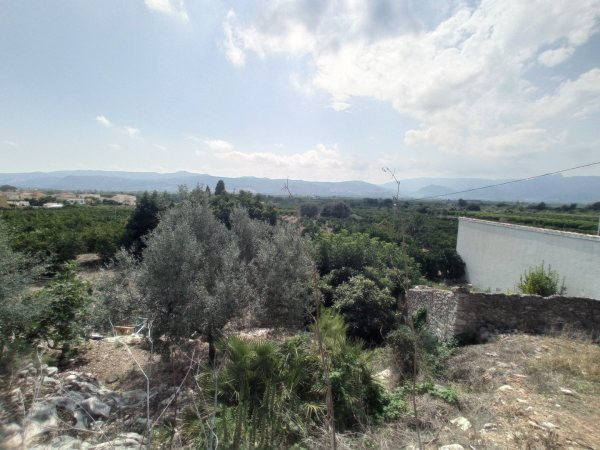 PL2 Plot of land for sale near the Village of Benimeli - Photo