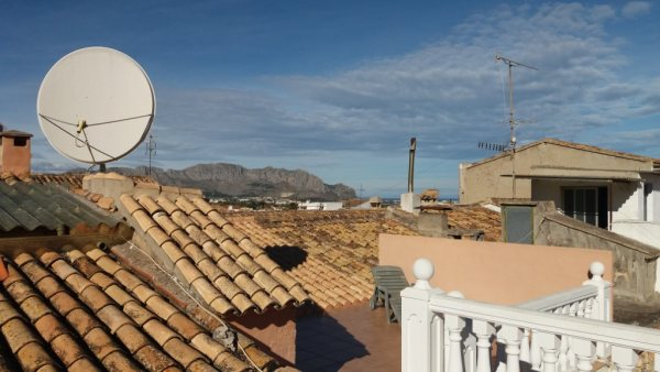 TH2 Townhouse for sale in Pedreguer with patio and terrace - Photo