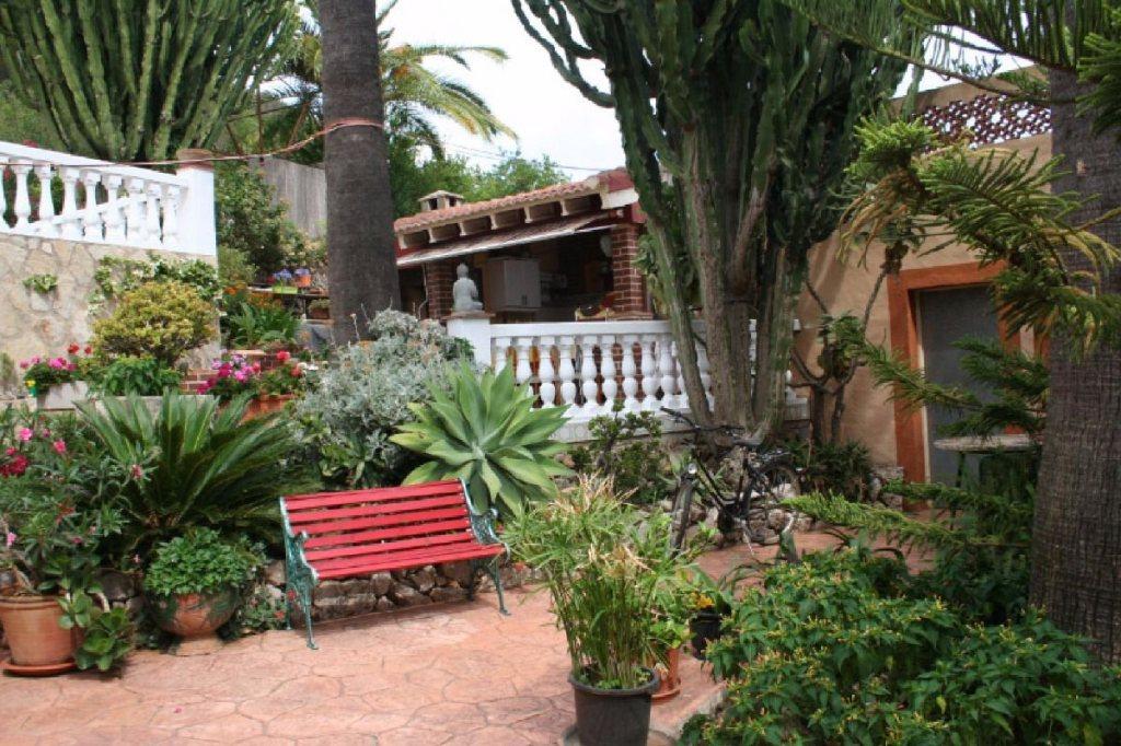 VP37 Casa de campo en venta en Pedreguer con gran terreno - Foto Propiedad 4