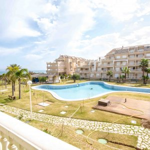 X-2184 Flat in DéNia with 2 Bedrooms