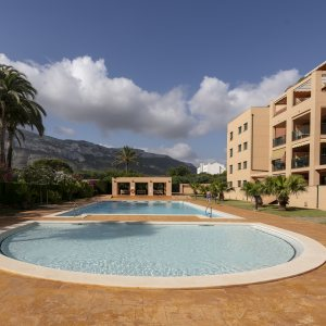 X-4654 Apartment in DéNia with 2 Bedrooms