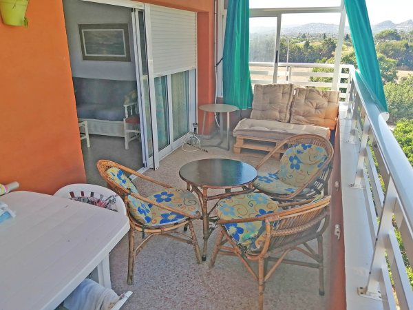 X-APT-2696 Apartment in DéNia with 2 Bedrooms - Photo