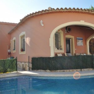 X-D4134 Villa in DéNia with 2 Bedrooms