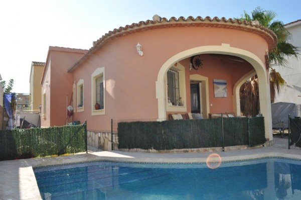 X-D4134 Villa in DéNia with 2 Bedrooms - Photo