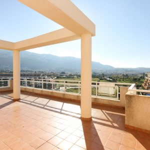 X-792-DE Penthouse in DéNia with 3 Bedrooms