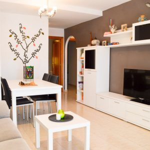 X-C25845 Apartment in DéNia with 3 Bedrooms